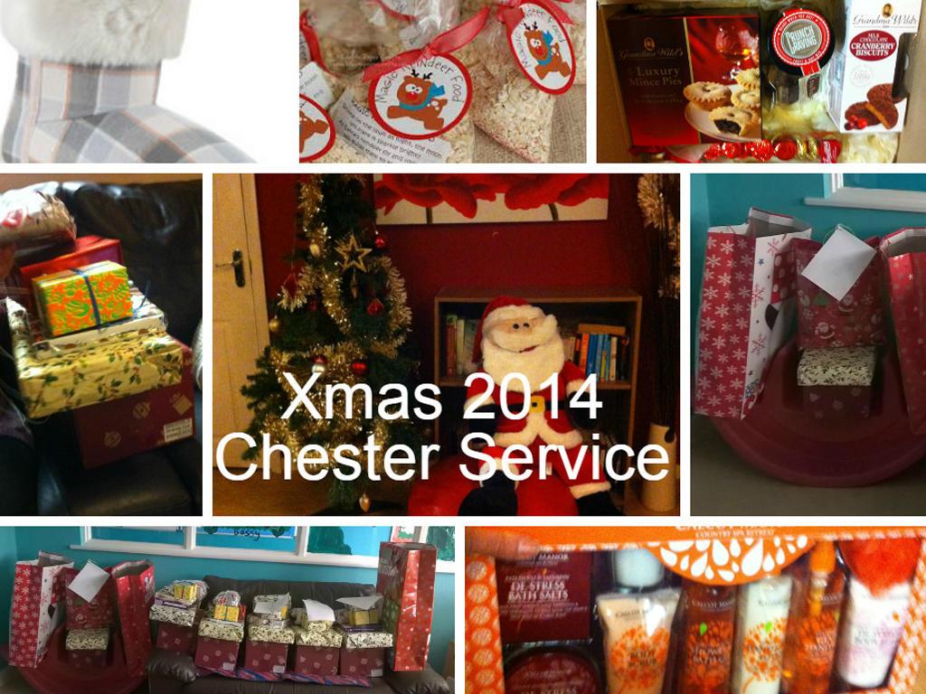 Christmas Support for WHAG