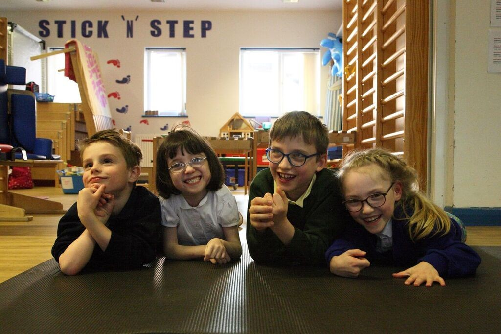 Second Year of Funding for Stick 'n' Step