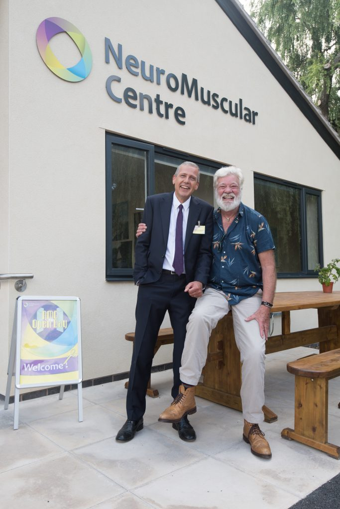 Exciting extension at the NeuroMuscular Centre in Winsford